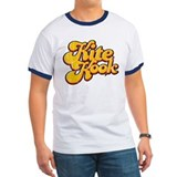Kite Kook - Yellow - Distressed -   T