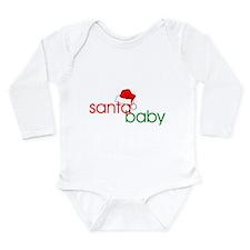 Unique Little christmas Long Sleeve Infant Bodysuit