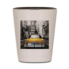 I LOVE NYC - New York Taxi Shot Glass