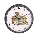 Toy Box Clock