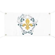 Royalty Banner