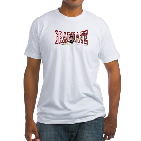 Graduate Fitted T-Shirt