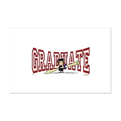 Graduate Mini Poster Print