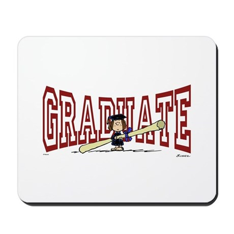 Graduate Mousepad