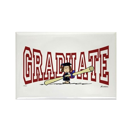 Graduate Rectangle Magnet