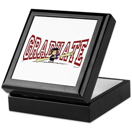 Graduate Keepsake Box