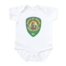 Navajo County Search & Rescue Infant Bodysuit