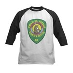 Navajo County Search & Rescue Kids Baseball Jersey