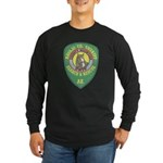 Navajo County Search & Rescue Long Sleeve Dark T-S