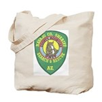 Navajo County Search & Rescue Tote Bag