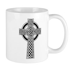 Celtic Knotwork Cross Mug