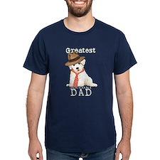 Bichon Dad T-Shirt
