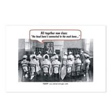 All Together Now Nurses Postcards (Package of 8)