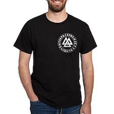 Triple Triangle Rune Shield T-Shirt