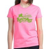Kiteboard Dog - Green -  Tee