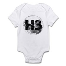 H3 On The Moon Infant Bodysuit