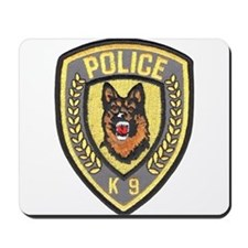 Police Canine Unit Mousepad