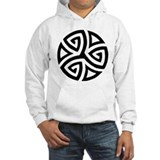 Celtic Trinity Design Circle Jumper Hoody