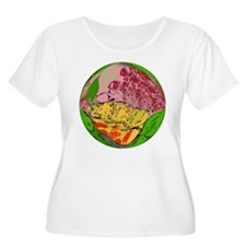 Plants and Fish Bowl T-Shirt