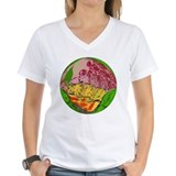 Plants and Fish Bowl Shirt