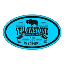 Yellowstone Vintage Decal