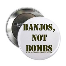 "Cute Not bombs 2.25"" Button (10 pack)"