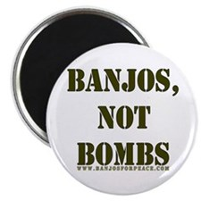 Cute Not bombs Magnet
