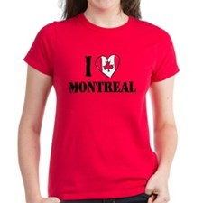 Women's Red T-Shirt