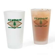 Sequoia National Park Drinking Glass