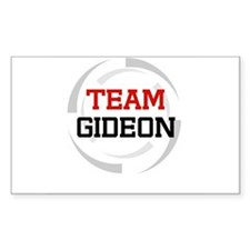Gideon Rectangle Decal