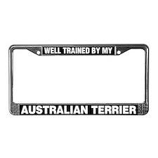 Well Trained By My Australian Terrier