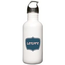 Blue Frame Water Bottle