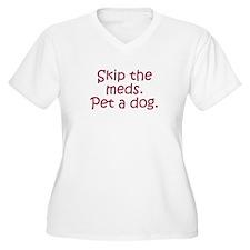 Pet a Dog T-Shirt