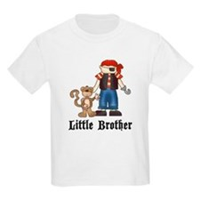 Pirate Little Brother T-Shirt