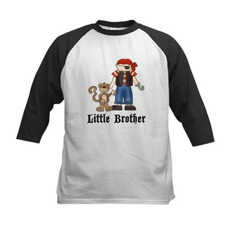 Pirate Little Brother Kids Baseball Jersey