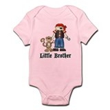 Pirate Little Brother Onesie