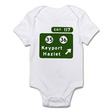 Keyport, Hazlet, NJ Parkway E Infant Bodysuit