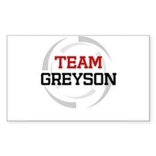 Greyson Rectangle Decal