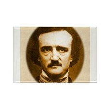 Cool Poe Rectangle Magnet