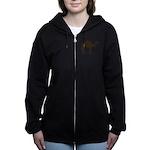 Classic Camel Women's Zip Hoodie