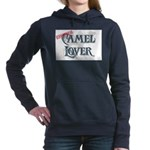Camel Lover Women's Hooded Sweatshirt