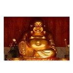 Laughing Buddha Postcards (8)