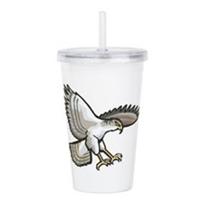 Flying Eagle Acrylic Double-wall Tumbler