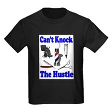 Cant Knock The Hustle-Blue T