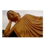 Sleeping Buddha Postcards (8)
