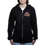 Heart Turtle Women's Zip Hoodie