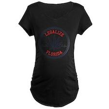 Legalize Florida T-Shirt