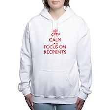 Unique Heart recipient Women's Hooded Sweatshirt