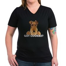 Irish Terrier Cookies Shirt