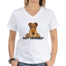 Irish Terrier Cookies Shirt